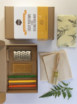 Create Your Own Honey Wrap Kit